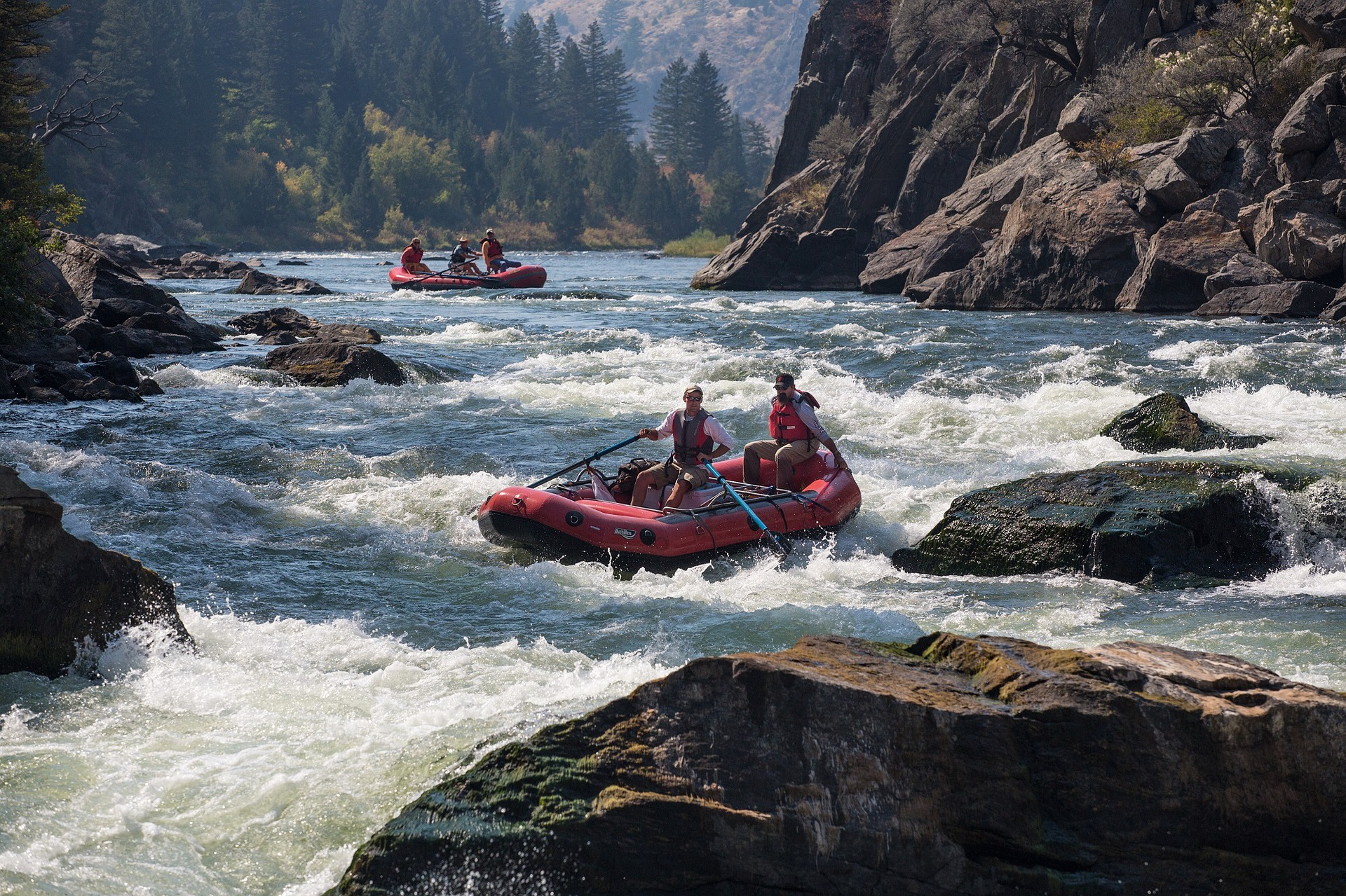 WHITEWATER RAFTING-2